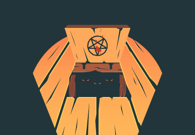 How to Create a Scary Cellar Illustration in Adobe Illustrator