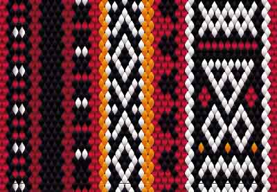 How to Weave a Bedouin Sadu Fabric Pattern Using Adobe Illustrator